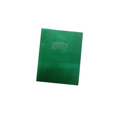 PROTEGE CAHIER A4 VERT