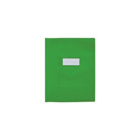 PROTEGE CAHIER, Grand Format, 24X32 VERT CLAIR