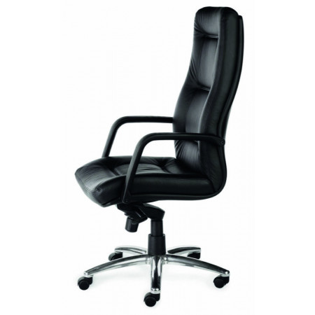 FAUTEUIL PRESIDENT CUIR MAX
