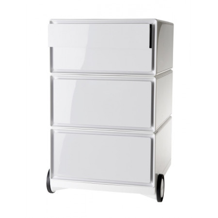 CAISSON DESIGN EASYBOX : BLANC